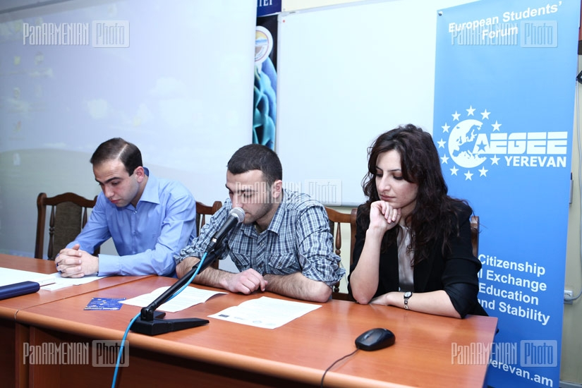 Rio+20+Yerevan conference launches in Russian-Armenian University