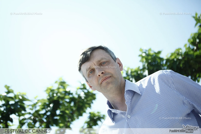 Russian director Sergei Loznitsa