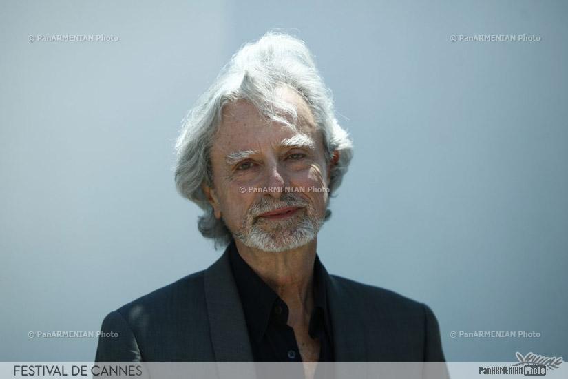 US director Philip Kaufman