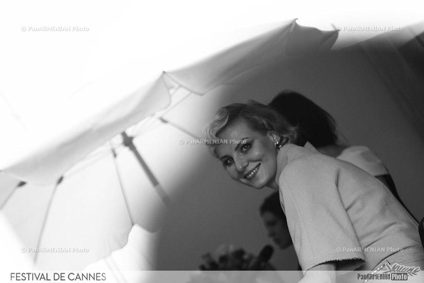 Russian actress and filmmaker Renata Litvinova