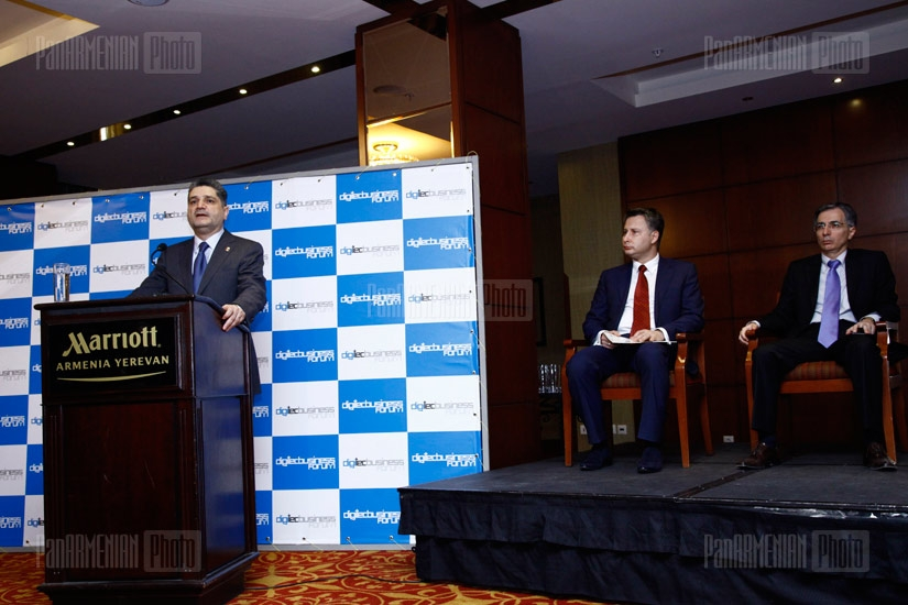 5th annual DigiTec Business Forum launches in Yerevan
