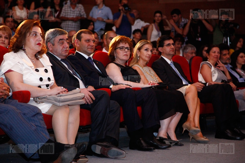 9th Golden Apricot International Film Festival opening