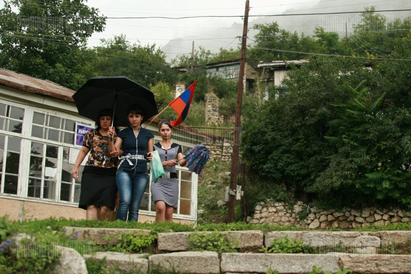 Presidential elections in Artsakh