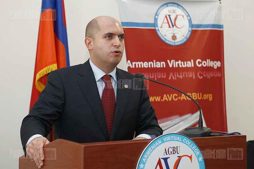 Armenian Virtual University celebrates its third anniversary