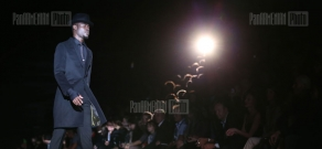 Mercedes-Benz Fashion Week Russia. Day 3