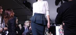 ZARA Yerevan opening fashion show