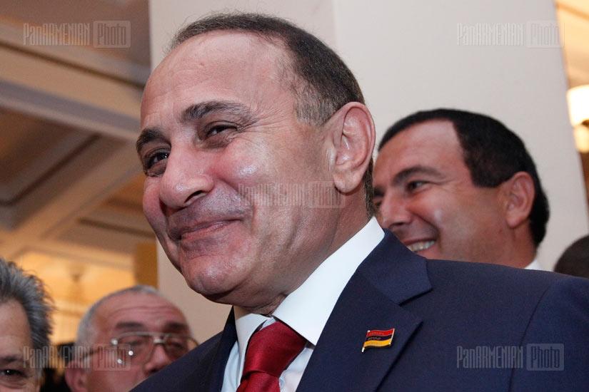 Երևանում մեկնարկեց EXPO Russia-Armenia 2012 ցուցահանդեսը