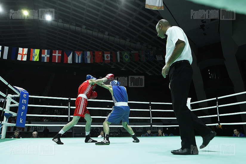 World Youth Boxing Championship. Armenia - Azerbajan