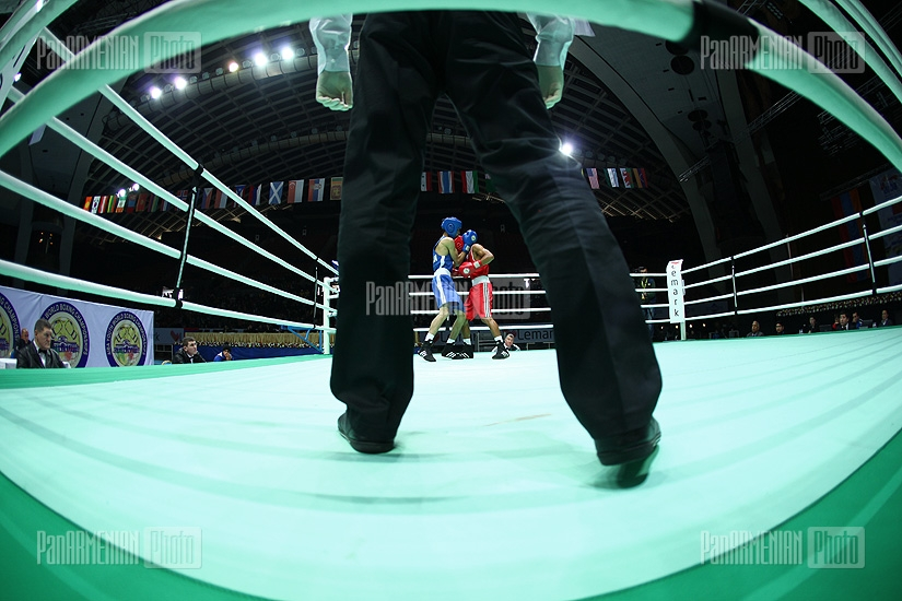 AIBA Youth World Boxing Championship. Day 3
