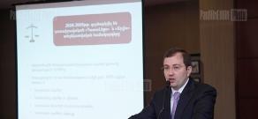 "Presentation of ""Armenia: structural development of e-government"" program"