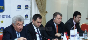 OSCE Yerevan office and RA Chamber of Advocates hold discussions