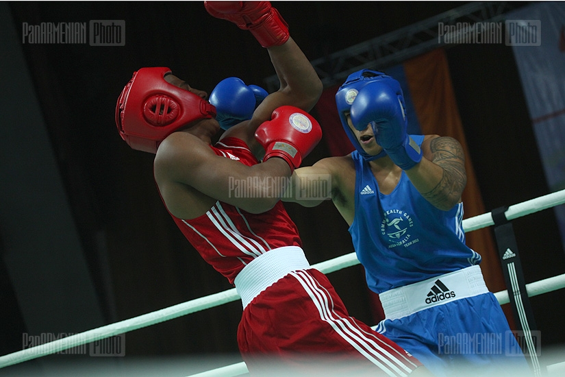 2012 AIBA Youth World Boxing Championships. Day 5