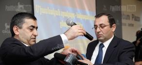 The seven-clause political platform proposed by the Armenian Revolutionary Federation-Dashnaktsutyun (ARFD)