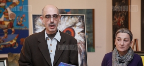 Armenian painters ready to sell their works for the sake of the zoo