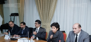 Conference on struggle against human trafficking in Armenia