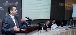 """Conference on """"Development of food security strategies in Armenia"""""""