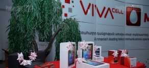 Awards ceremony at VivaCell-MTS headquarters