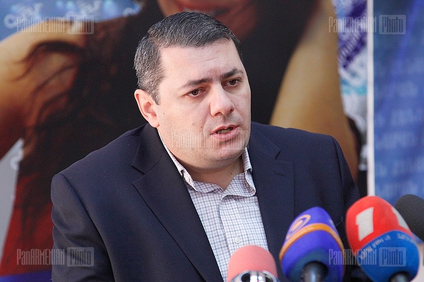 Press conference of Deputy Director of the Caucasus Institute Sergey Minasyan