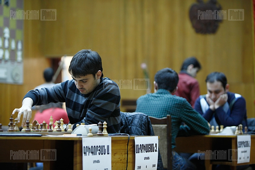 Armenia chess championship
