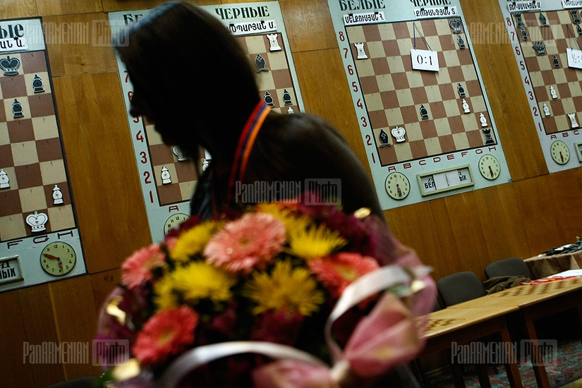 Armenian Chess Championship final