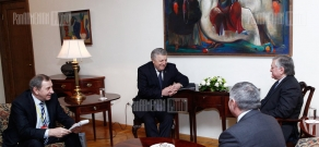 Edward Nalbandyan received IPA CIS observers