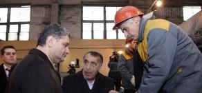 RA PM Tigran Sargsyan visits