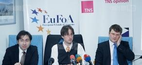 Press conference of EuFoA NGO