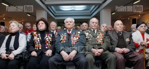 A reception marking the occasion of the 70th anniversary of victory in Battle of Stalingrad