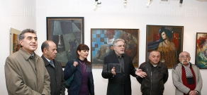 Student exhibition opening dedicated to World Chess Federation
