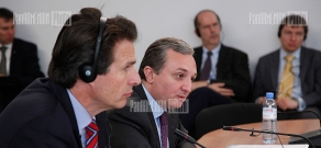 Press conference on the results of the 12th round of Armenia-EU Association Agreement talks
