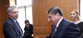 Briefing: Vardan Oskanyan and Gagik Jhangiryan