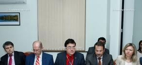 Plenary session of the 5th round of Armenia-EU talks on Deep and Comprehensive Free Trade Area (DCFTA) creation