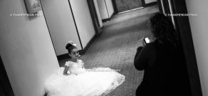 Backstage of Wedding Fair 2013
