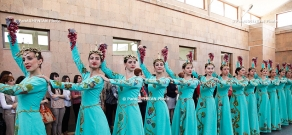 Armenian State Pedagogical University after Khachatur Abovyan hosts event, dedicated to International Dance Day