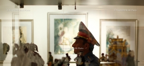 2013 museum night: Museum of Russian Art