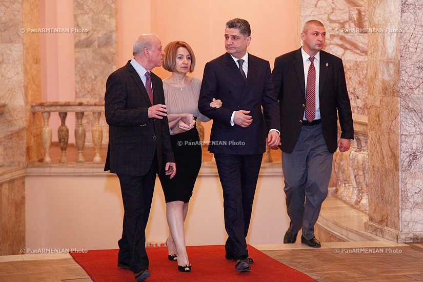 Charles, Prince of Wales took part in the concert in honor of the donors of the Yerevan My Love Charitable Foundation