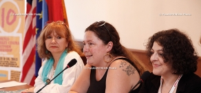 Press conference on the opening of Armenia-Turkey Cinema Platform within the frameworks of Golden Apricot 10th Film Festival