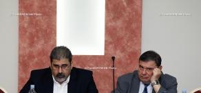 Public debates on the negotiation process of Armenia-EU Association Agreement