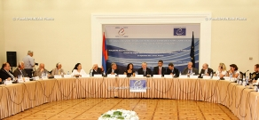 """Meeting on """"Freedom of religion in today's world: challenges and guarantees"""""""