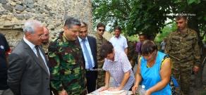Karabakh celebrating 22nd independence anniversary