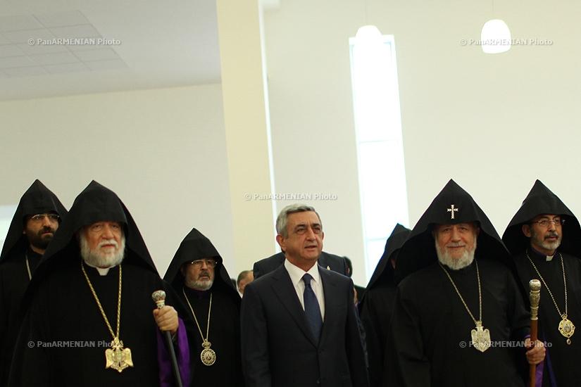 Bishops' Synod of the Armenian Apostolic Church