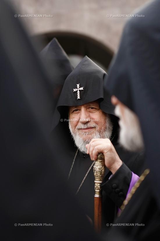 Архиерейский собор Армянской Апостольской Церкви