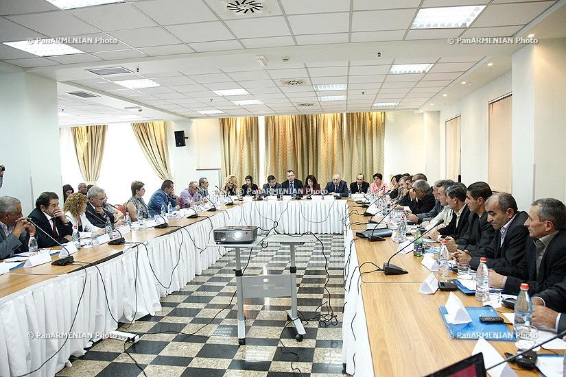 «Տեխնիկական և ինստիտուցիոնալ աջակցություն Հայաստանի անասնաբուժական ծառայություններին» ծրագրի մեկնարկային աշխատաժողովը