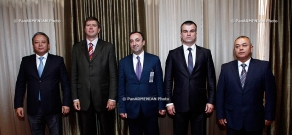8th session of CIS Council of Ministers of Justice