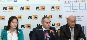 Press conference on World Hospice and Palliative Care Day