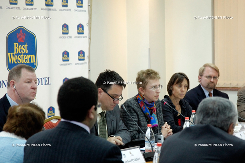 International conference on Dialogue on Armenia-EU visa facilitation: before and after Vilnius Summit