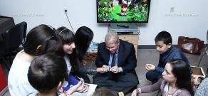 American Corner Yerevan and the U.S. Embassy in Armenia jointly organized