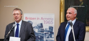 Exhibition dedicated to the 100th birth anniversary of  English composer Benjamin Britten