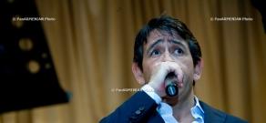 Concert of Spanish singer Plácido Domingo Jr. in  Artsakh (Nagorno-Karabakh) Republic
