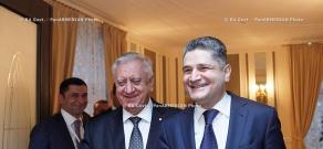 RA Govt. Prime minister Tigran Sargsyan meets with prime minister of Belarus Mikhail Myasnikovich